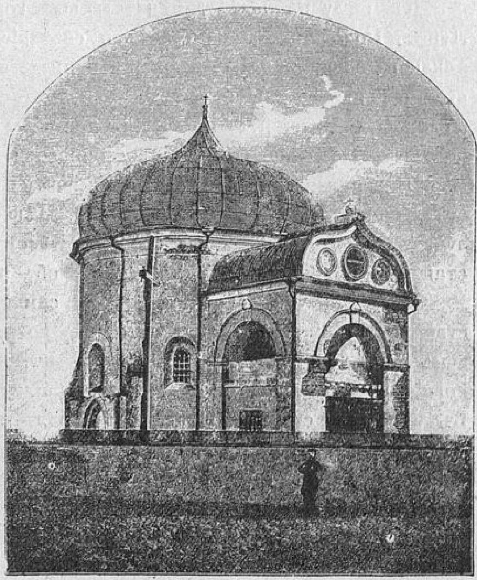 Храм Святого Василя у Володимирі-Волинському