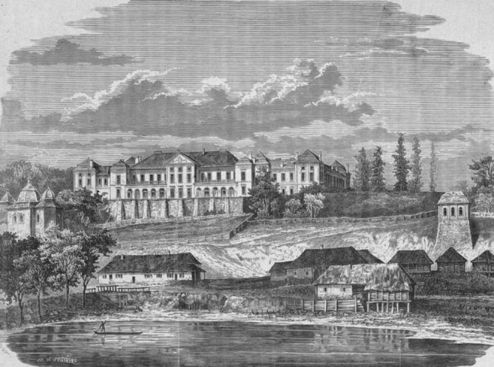 Вишнівецький замок