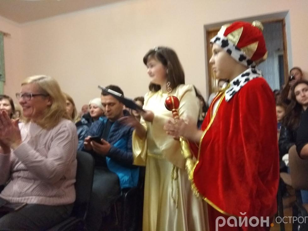 Король Країни Музики запрошує на свято