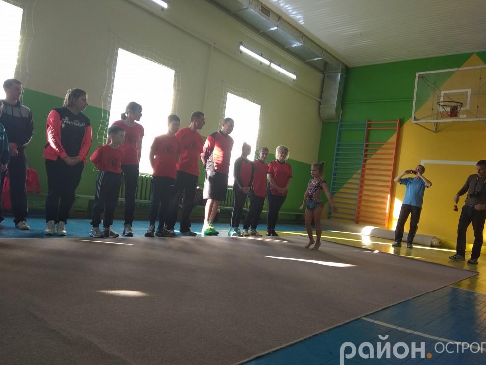 Виступ Софійки Шевчук