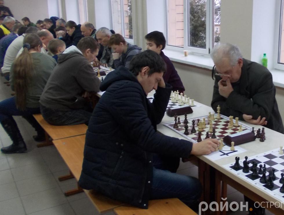 Турнір пам'яті Й. Аршинова у грудні 2017 року