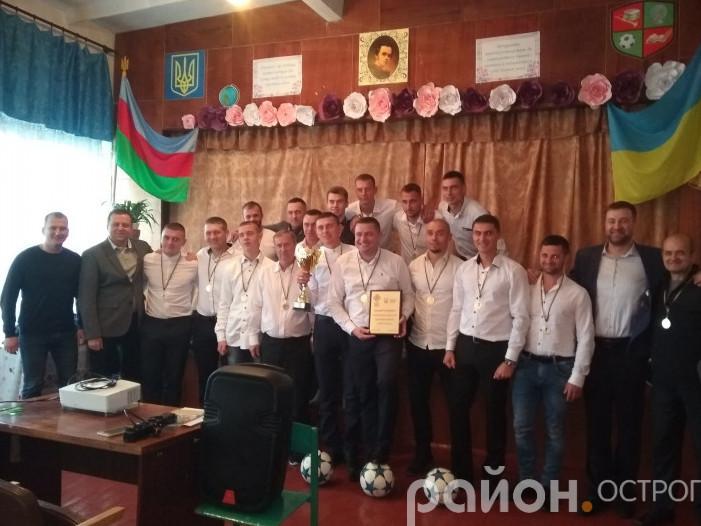 ФК «Вельбівно» - чемпіон Рівненщини