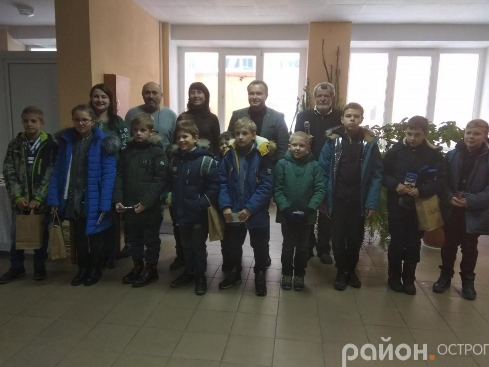 Наймолодші учасники турніру