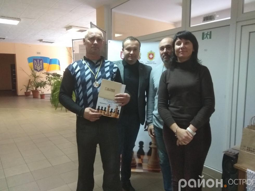Олександр Сорокін  - срібний призер з-поміж місцевих