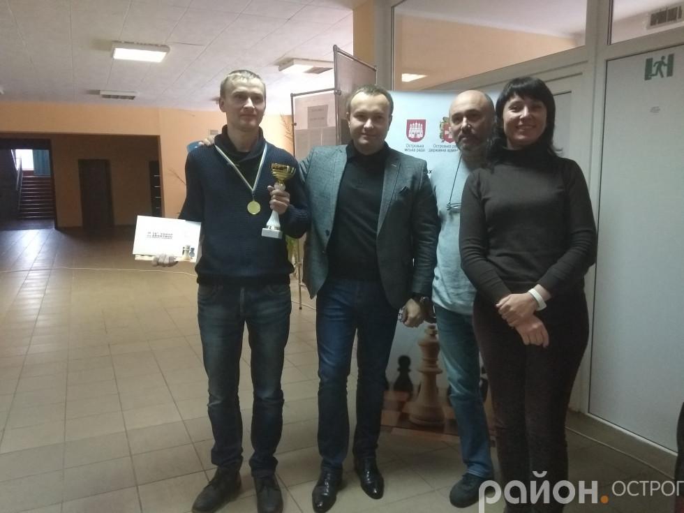 Олексій Лісовський