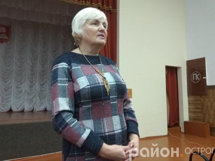 Людмила Кухарук