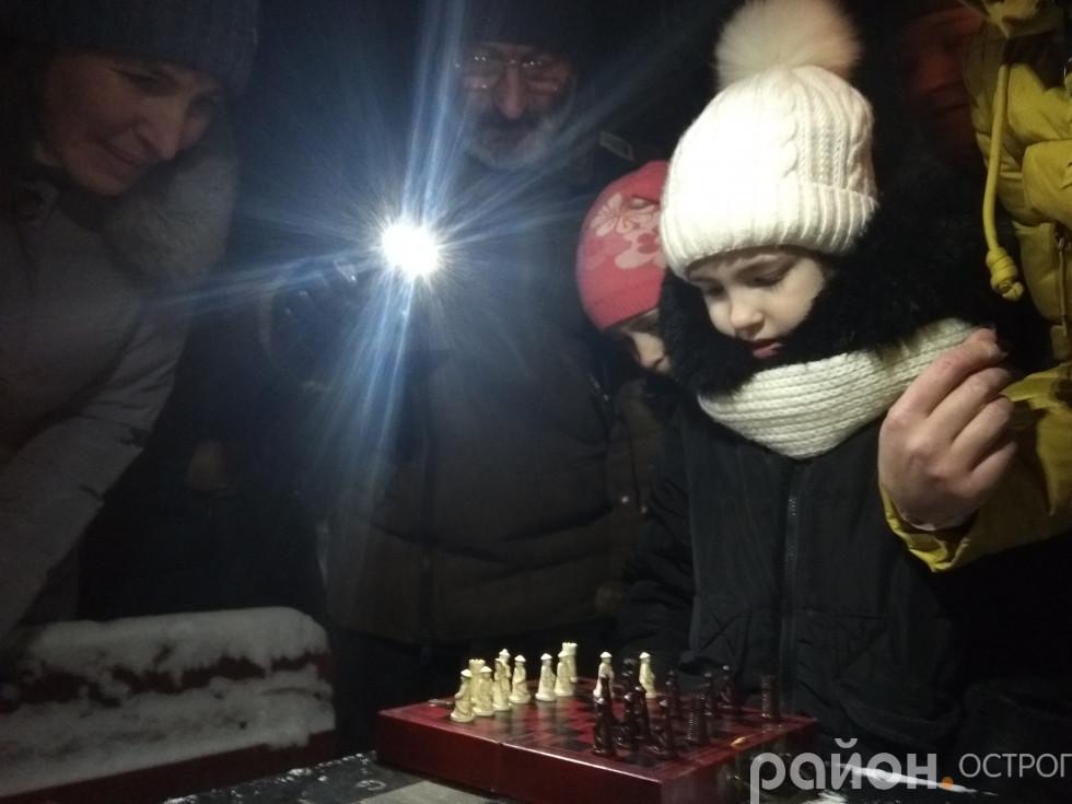 Гра в шахи з Чортом