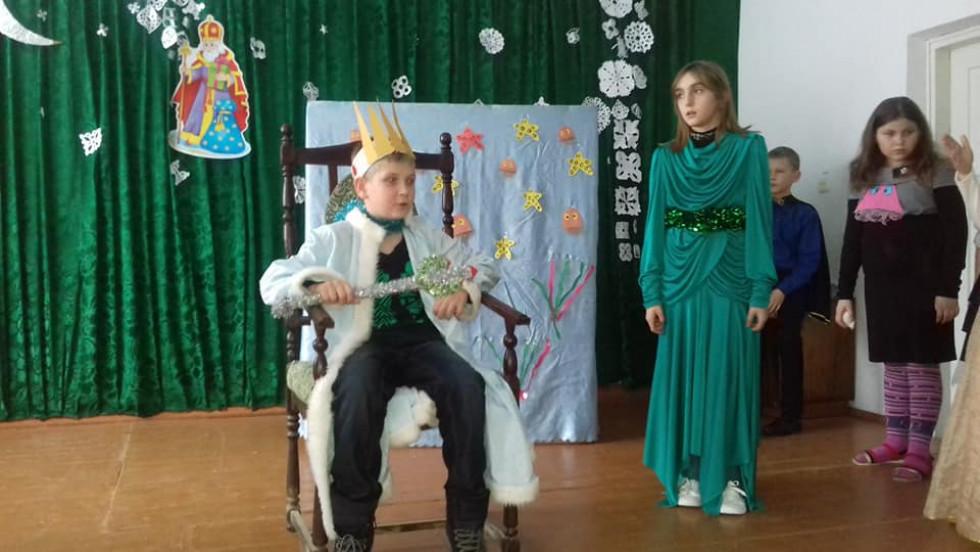 Свято в Білашеві