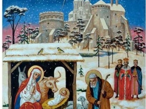 «Різдво» Юрія Нікітіна