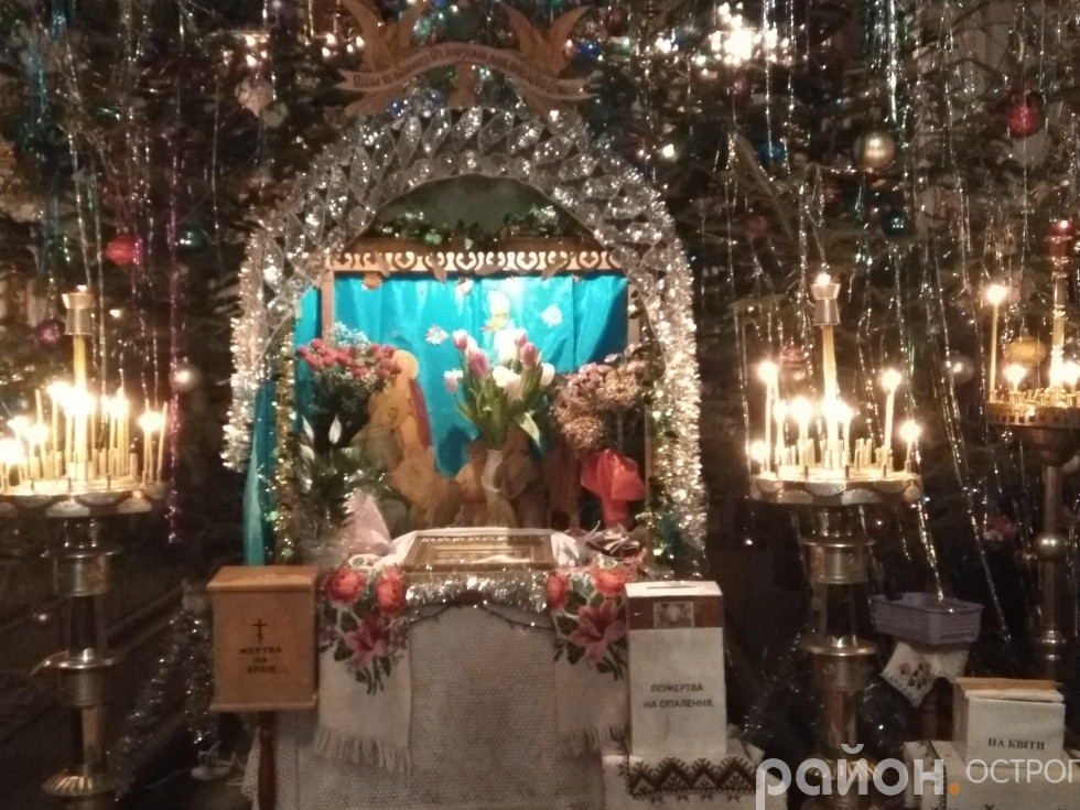 Вертеп у Свято-Воскресенському соборі