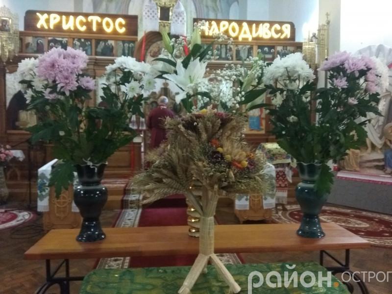 Студентсько-викладацький храм преп. Федора Острозького при НаУОА