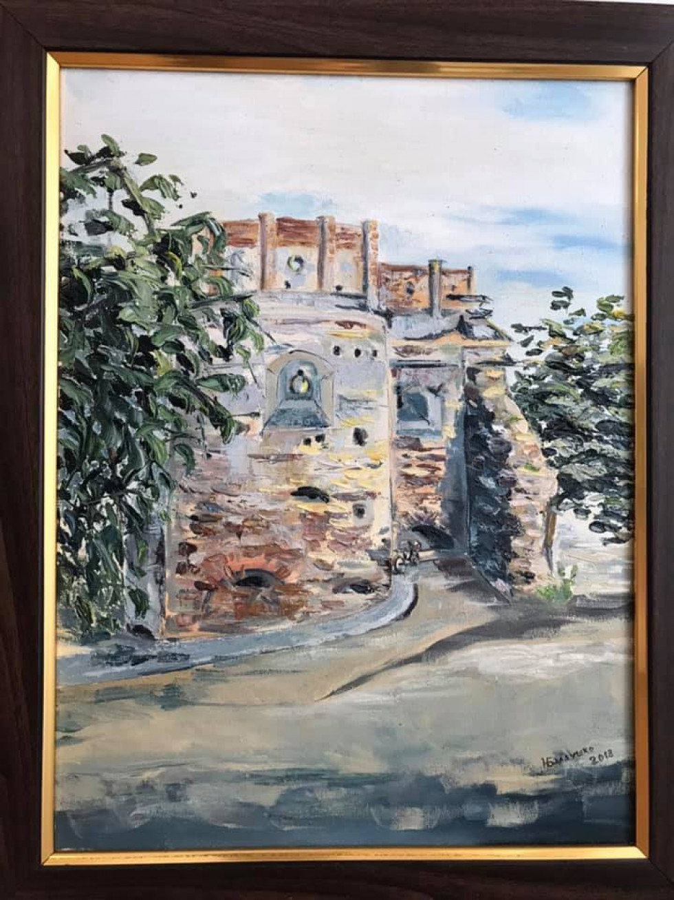 Картина Наталії Балаушко