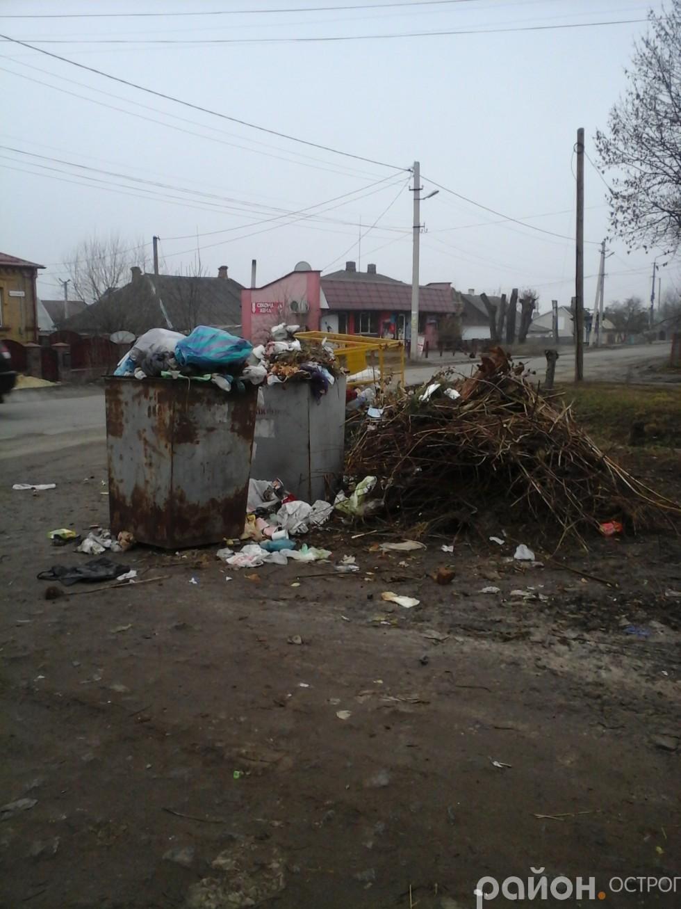 вул. Князів Острозьких