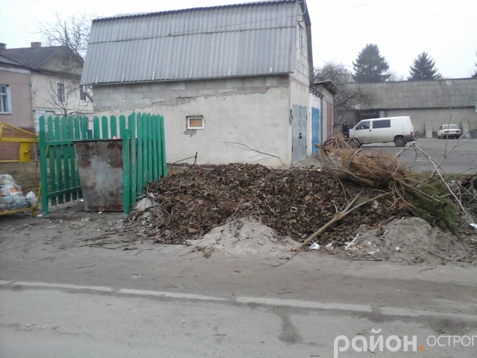 вул. Городище