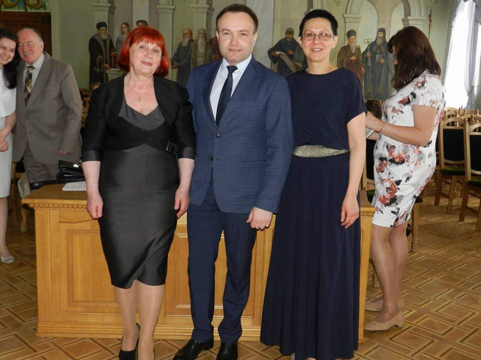 На конкурсі скрипалів пам`яті Леоніда Матюка