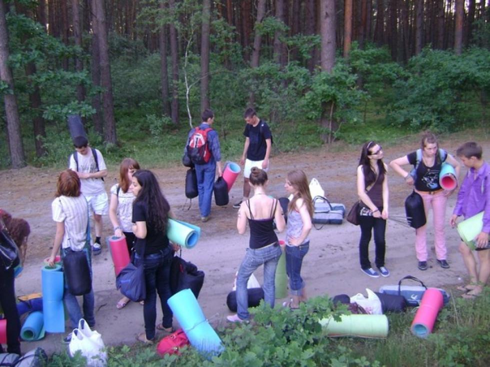 ФОТОАРХІВ. Літературний турпохід, 2011 рік