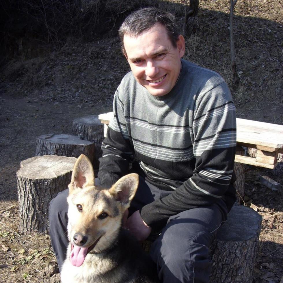 Валерій Віталійович полюбляє активний відпочинок