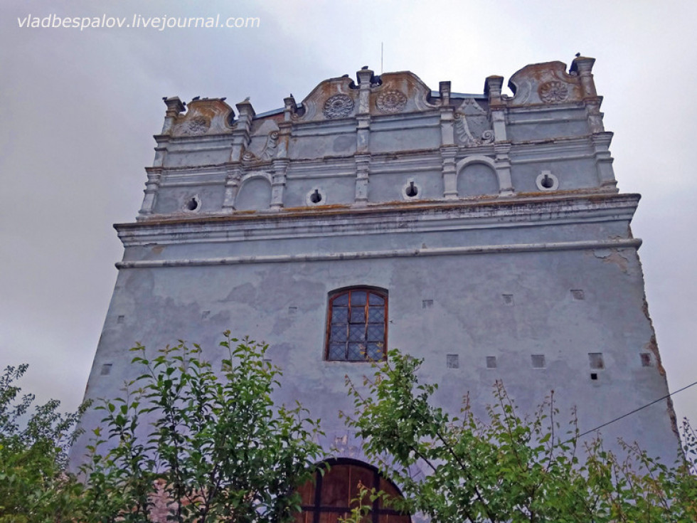 Луцька вежа