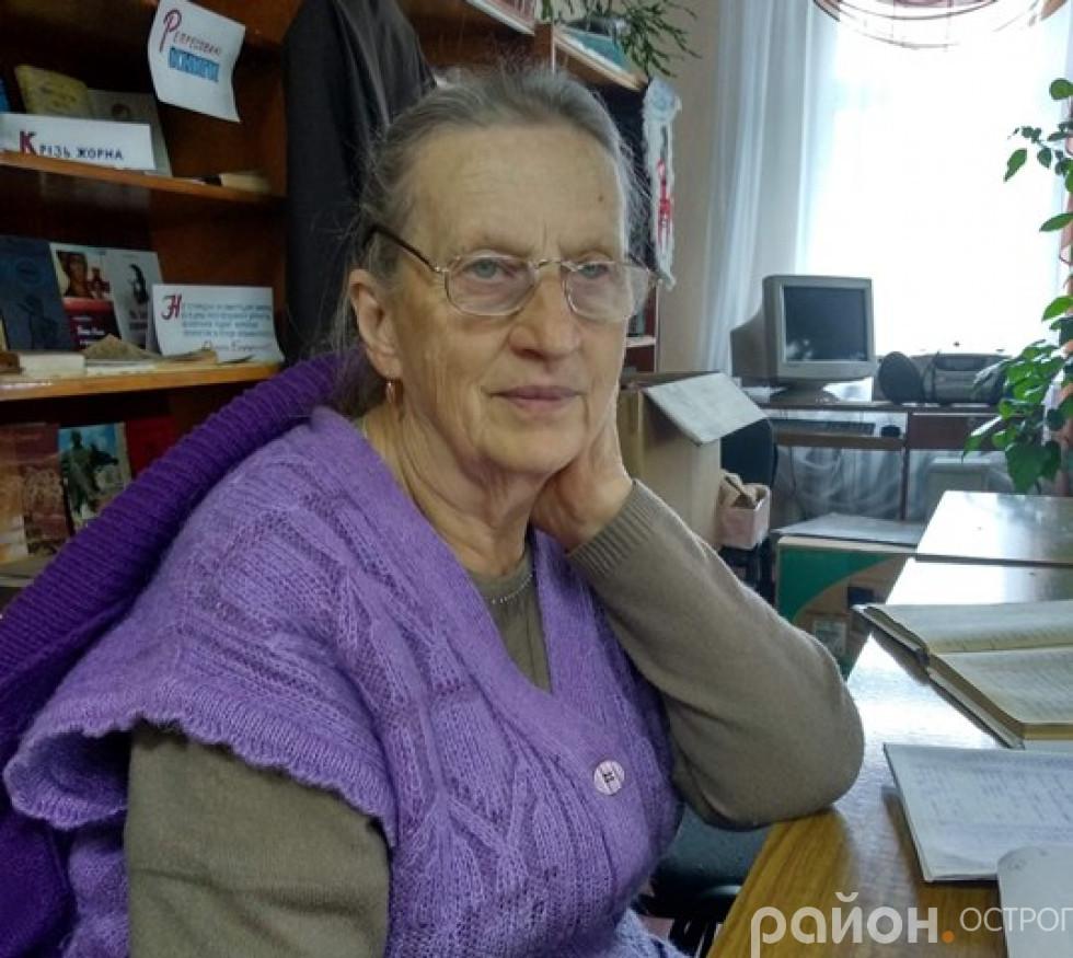 Світлана Васильчук