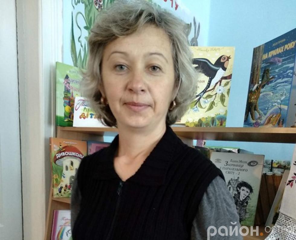 Вікторія Степанюк,