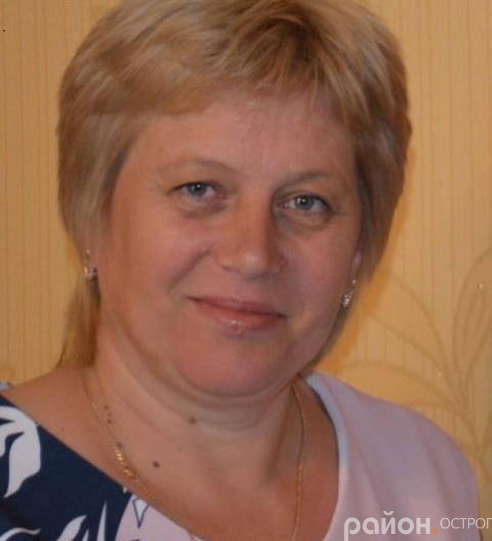 Людмила Захарчук
