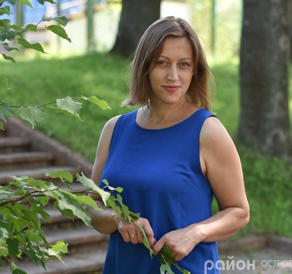 Катерина Чайка