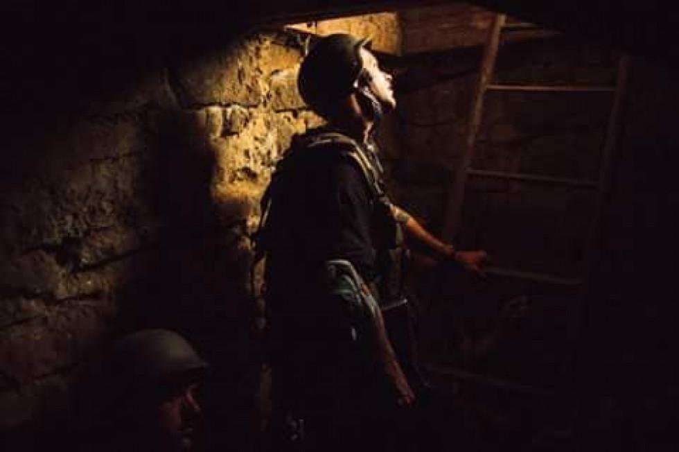 Віталій Черних. Фото зі сторінки героя у соцмережі.