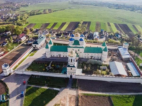 Троїцький Межирицький чоловічий монастир УПЦ