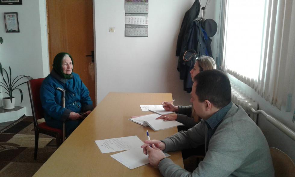 Віталій Ундір регулярно проводить особисті прийоми громадян