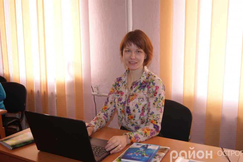 Оксана Миненко