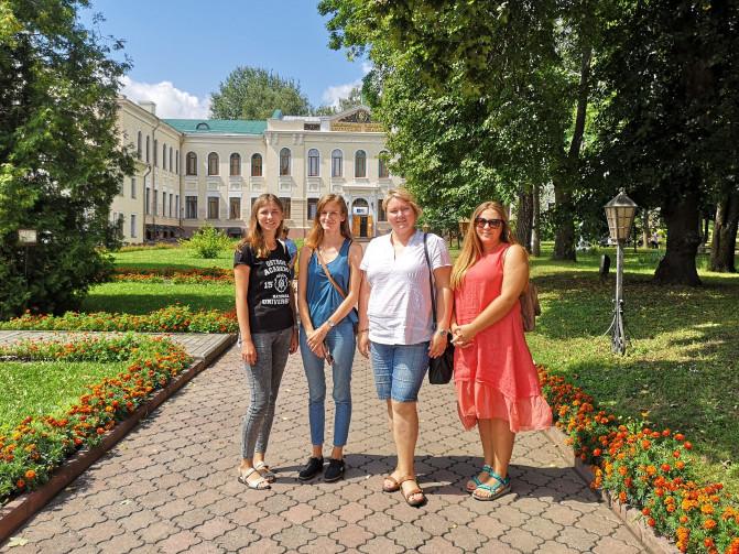 Делегація Клайпедського університету побувала в Острозі напередодні початку проєкту