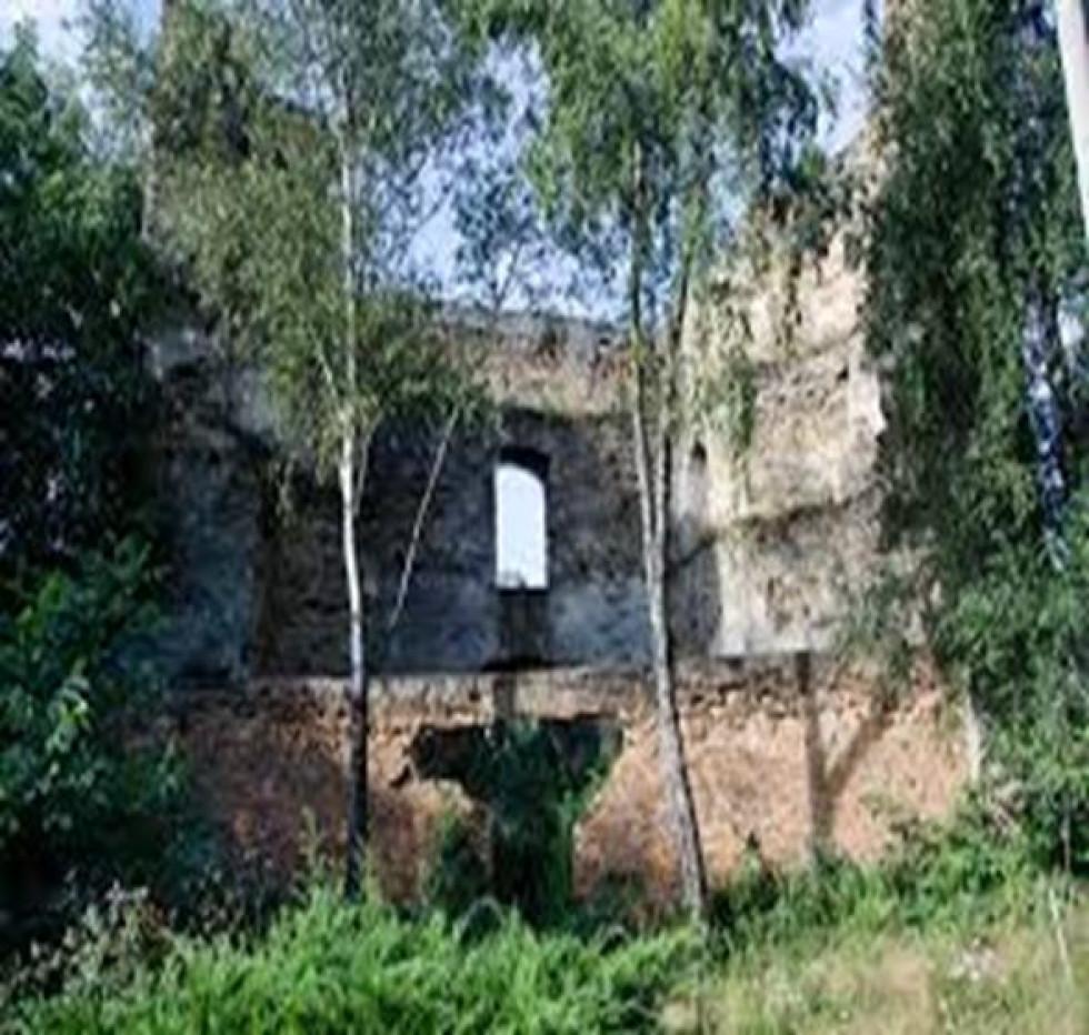 Татарська вежа до реалізації проєкту